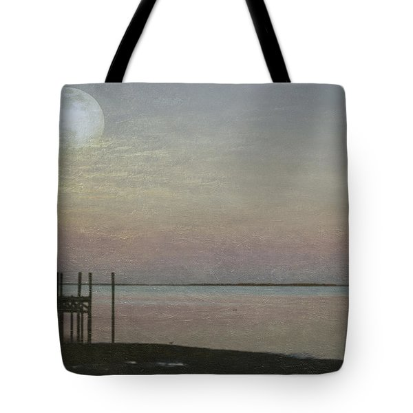 Romancing The Moon Tote Bag