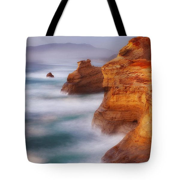 Romancing The Stone Tote Bag by Darren  White