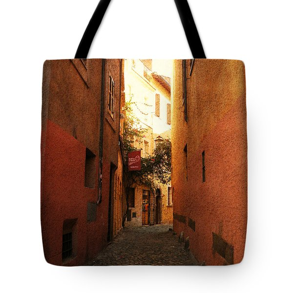 Romano Cartolina Tote Bag