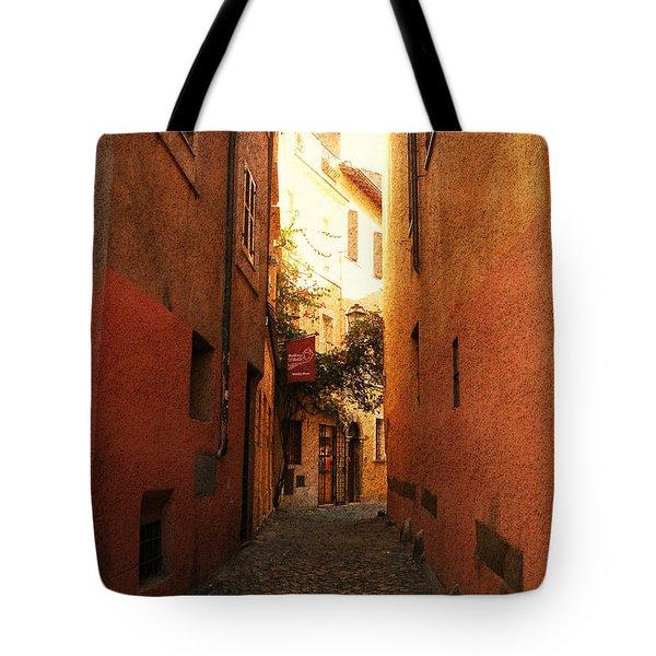 Romano Cartolina Tote Bag by Micki Findlay