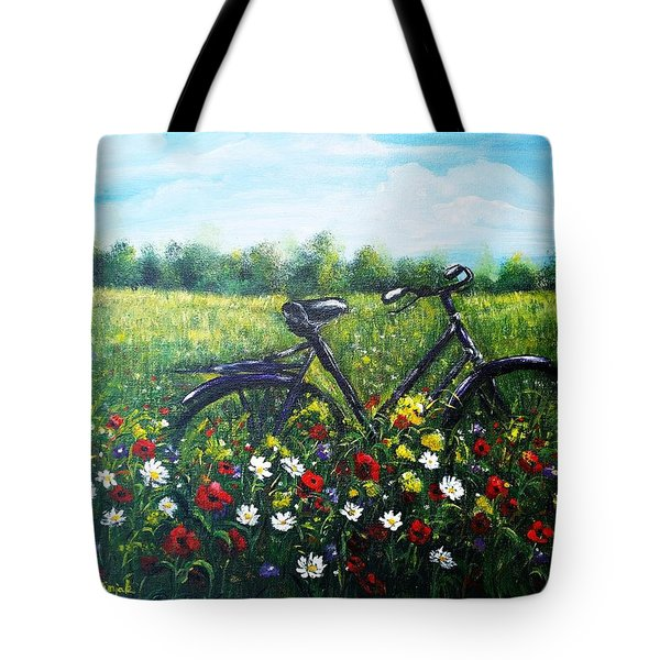 Romantic Break Tote Bag