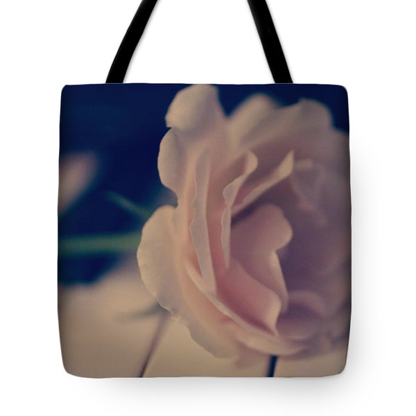 Romantic Rose Tote Bag by The Art Of Marilyn Ridoutt-Greene