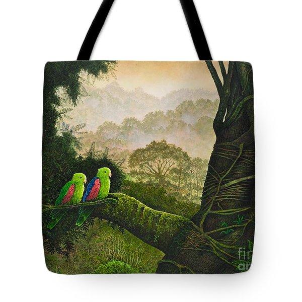 Romantique II Tote Bag