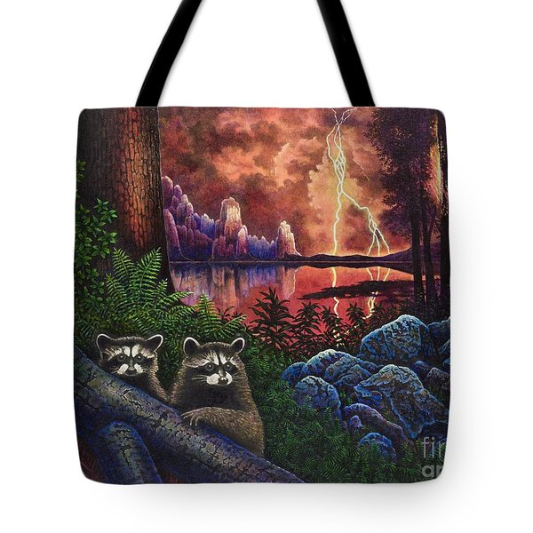 Romantique Tote Bag