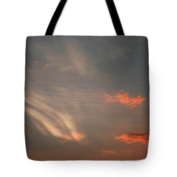 Romantic Sky Tote Bag