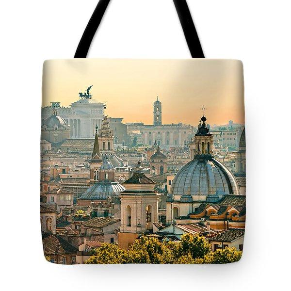 Rome - Italy Tote Bag