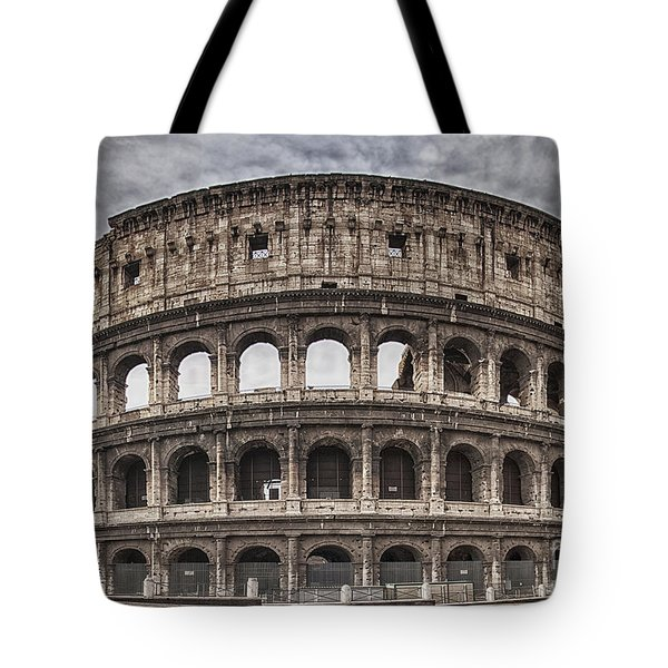 Rome Colosseum 02 Tote Bag