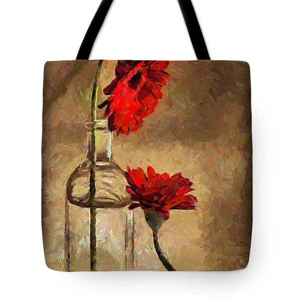 Romeo And Juliet Tote Bag