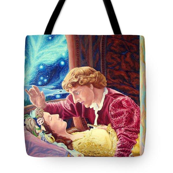 Romeo And Juliet  Tote Bag by Matt Konar