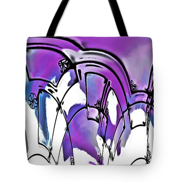 Rondiss Tote Bag by Susan Maxwell Schmidt
