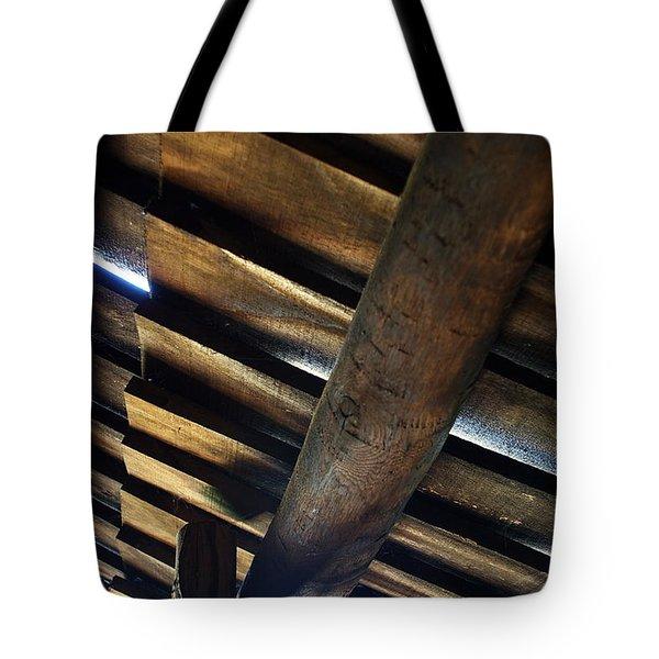 Roofage Tote Bag