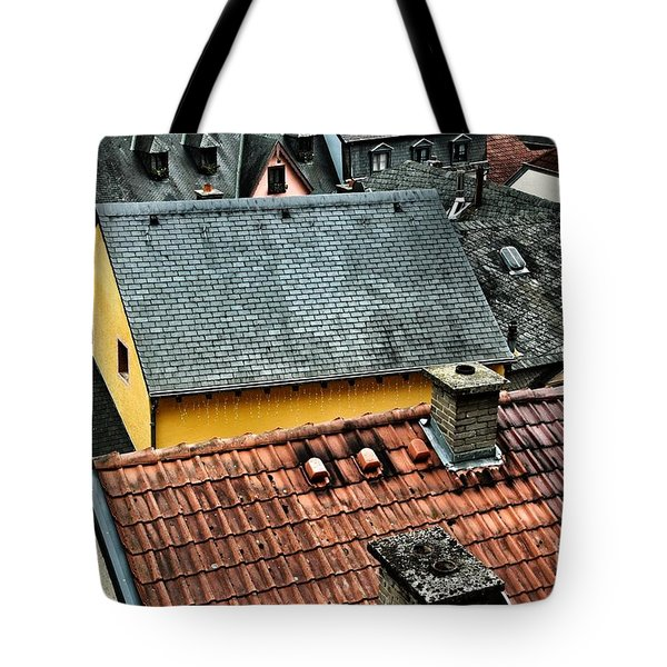 Rooftops Tote Bag