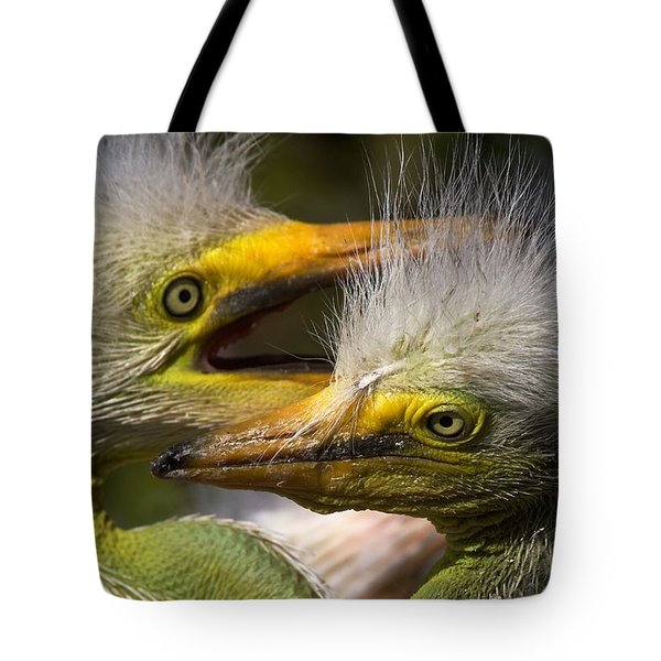 Rookery 7 Tote Bag