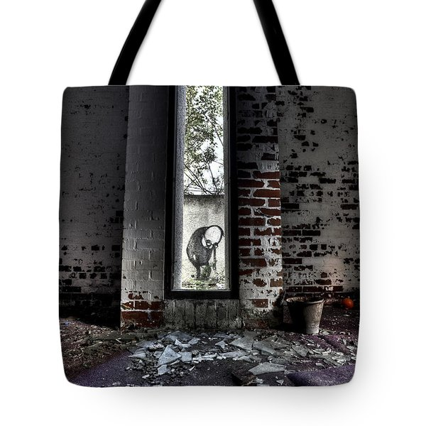 Room With A View Tote Bag by Roddy Atkinson