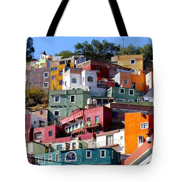 Rooms With Views Tote Bag by Douglas J Fisher
