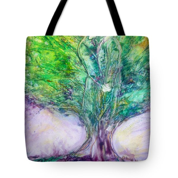 Rooted In Love Tote Bag