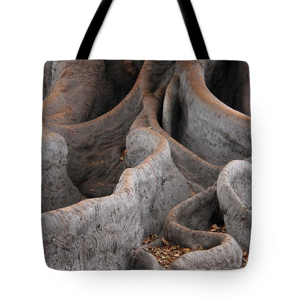 Roots Of The Fig Tote Bag