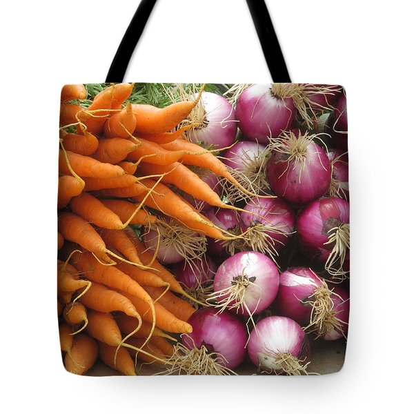 Roots-the Edible Kind Tote Bag