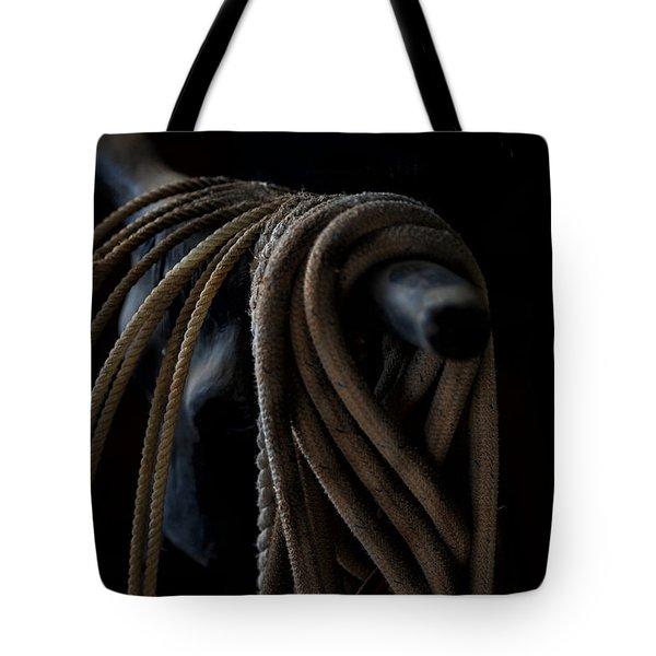 Roped Tote Bag