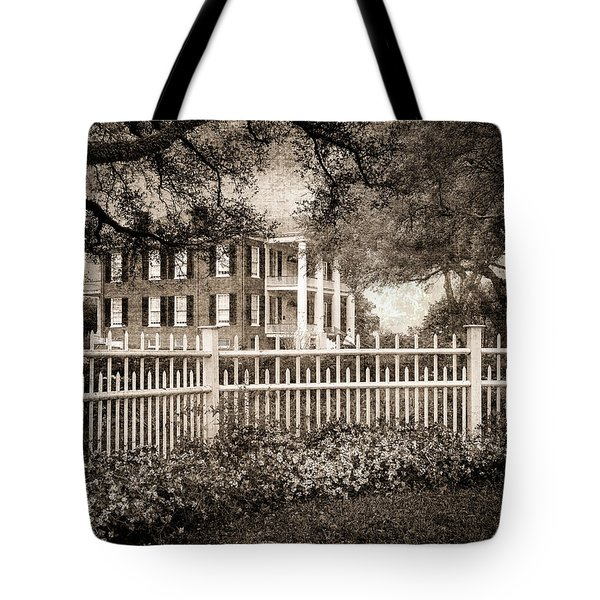 Rosalie House Tote Bag