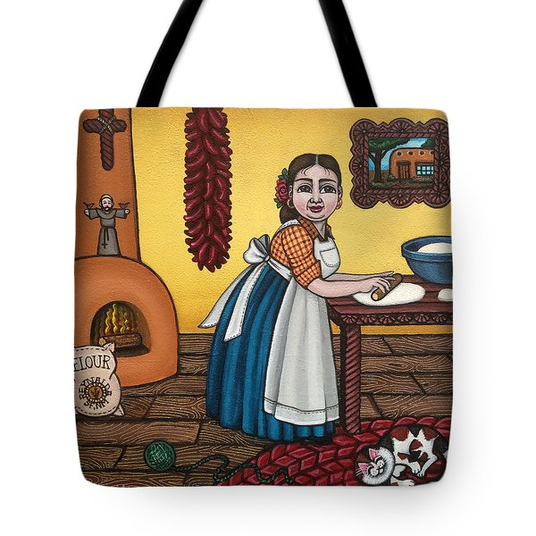 Rosas Kitchen Tote Bag