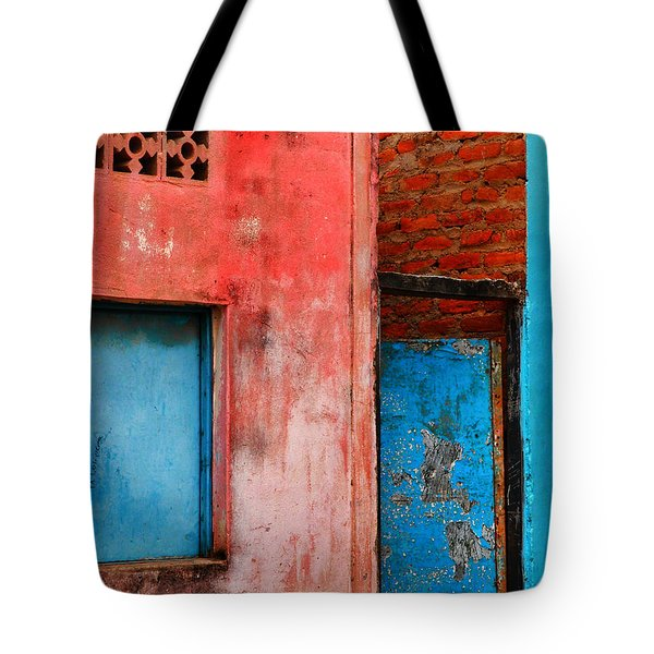 Rosa's Place Tote Bag
