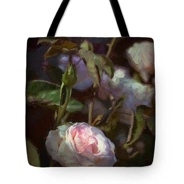 Rose 122 Tote Bag by Pamela Cooper