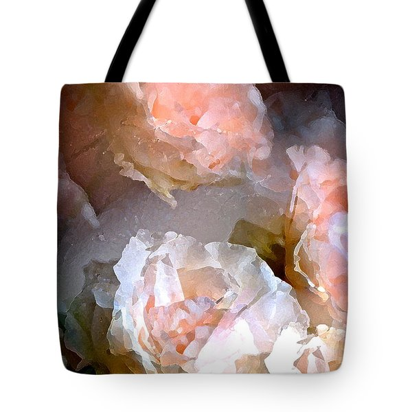 Rose 154 Tote Bag by Pamela Cooper