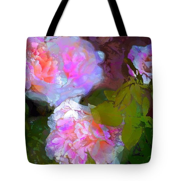 Rose 184 Tote Bag by Pamela Cooper