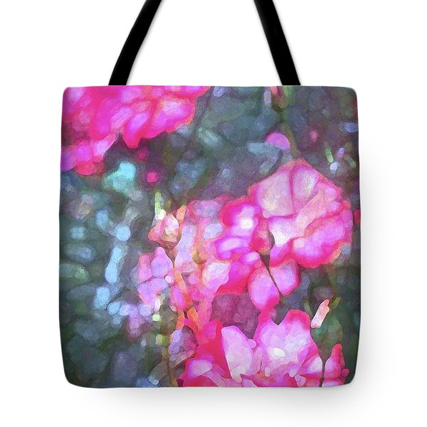Rose 188 Tote Bag by Pamela Cooper