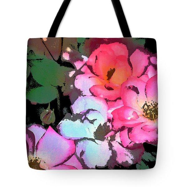 Rose 197 Tote Bag by Pamela Cooper