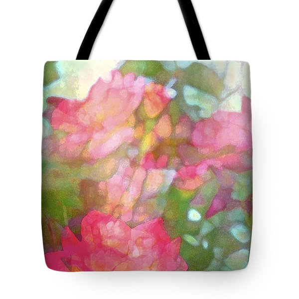 Rose 200 Tote Bag by Pamela Cooper