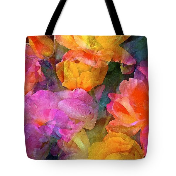 Rose 224 Tote Bag