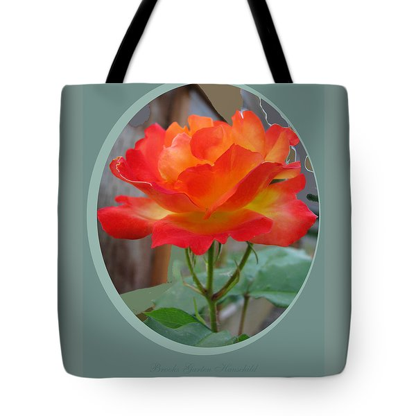 Rose D'vine Tote Bag by Brooks Garten Hauschild