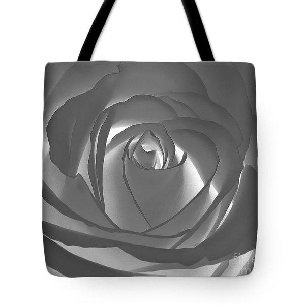 Tote Bag featuring the photograph Rose by Geraldine DeBoer