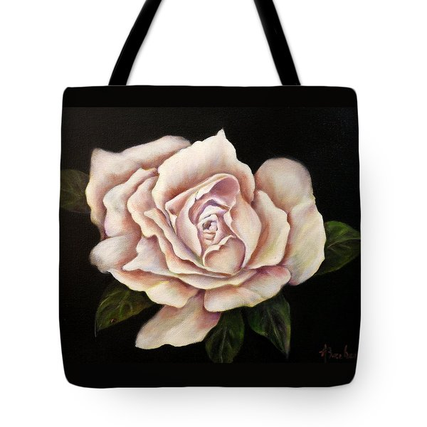 Rose Glow Tote Bag
