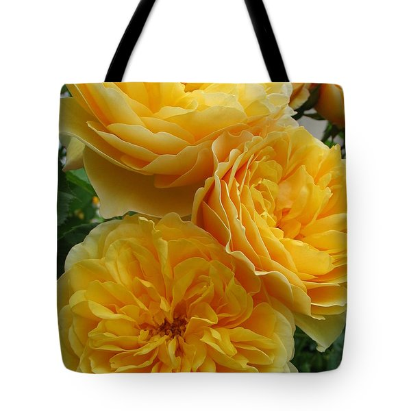 Tote Bag featuring the photograph Rose Graham Thomas by Sabine Edrissi