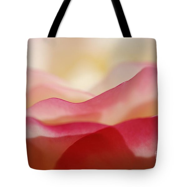 Rose Mountain Tote Bag