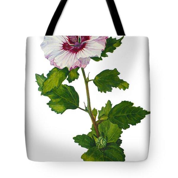 Rose Of Sharon - Hibiscus Syriacus Tote Bag