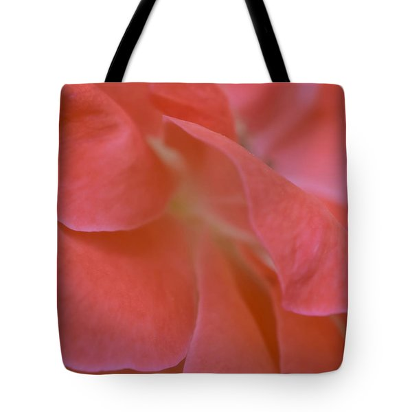 Rose Petals Tote Bag by Stephen Anderson