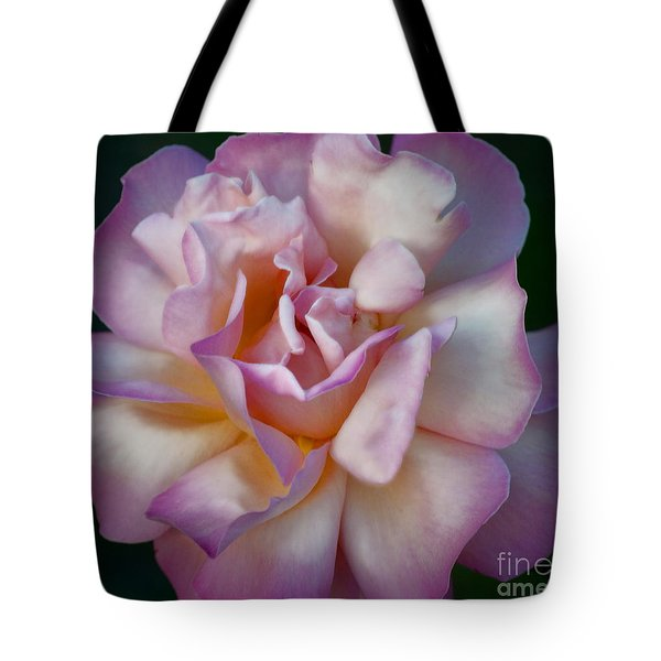Rose Petals Straight From My Heart Tote Bag by Gwyn Newcombe