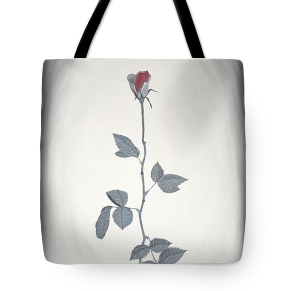 Rose Tote Bag by Sven Fischer
