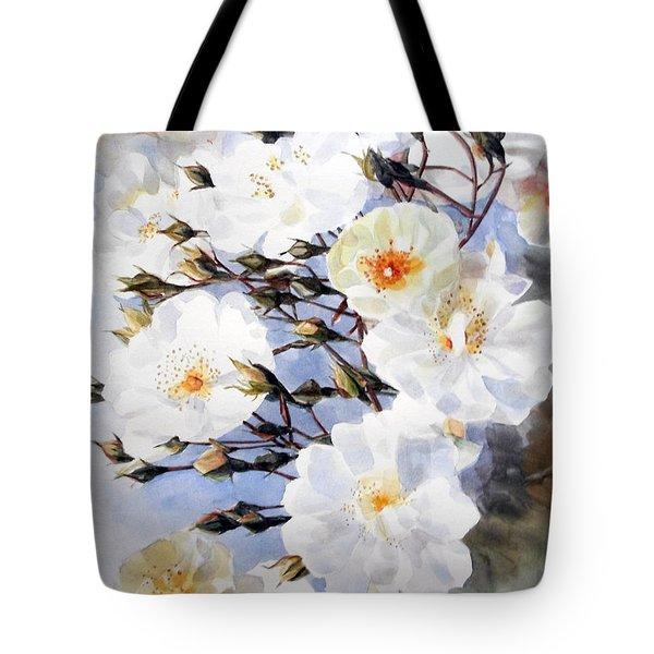 Rose Tchaikovsky Tote Bag