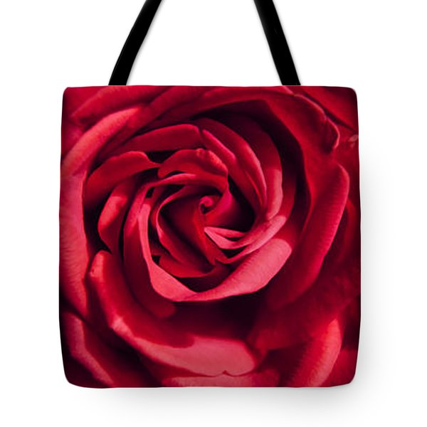 Tote Bag featuring the photograph Rose Triad I by John Hansen
