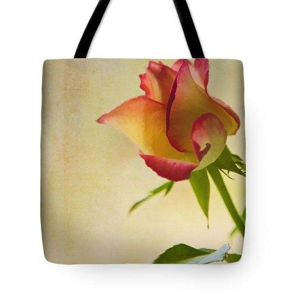 Rose Tote Bag by Veikko Suikkanen