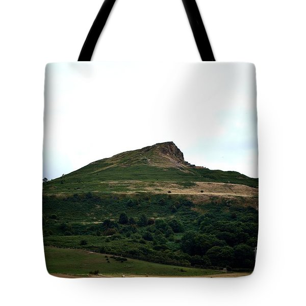 Roseberry Topping Hill Tote Bag