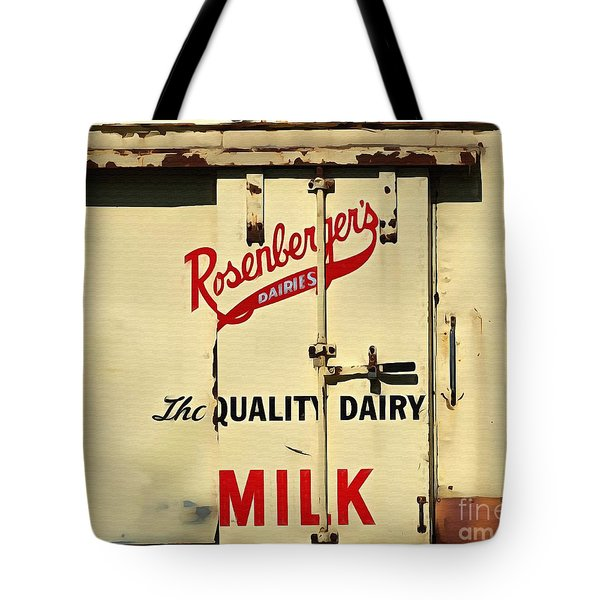 Rosenberger's - Dairy Milk  Tote Bag