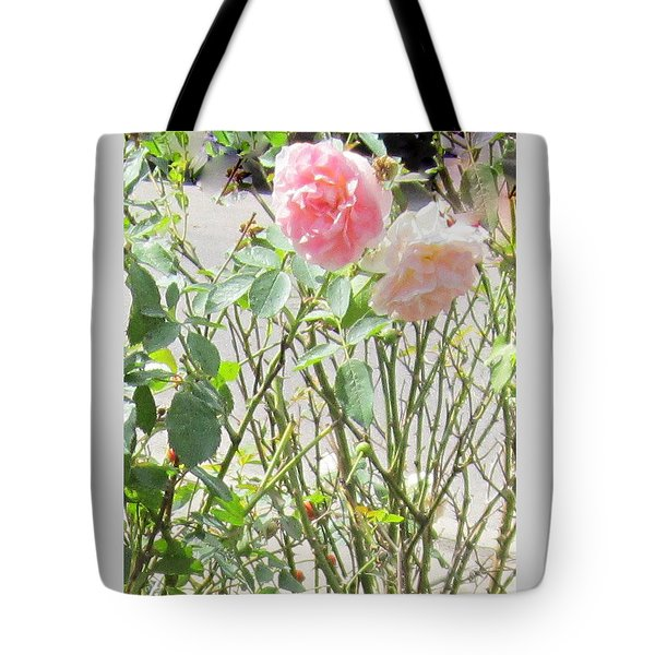 Missing You Greeting Card Tote Bag