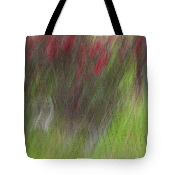 Roses Tote Bag by Mark Alder