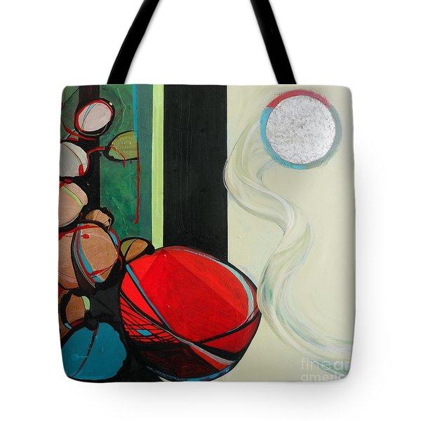 Rosh Hashanah Akedah Tote Bag